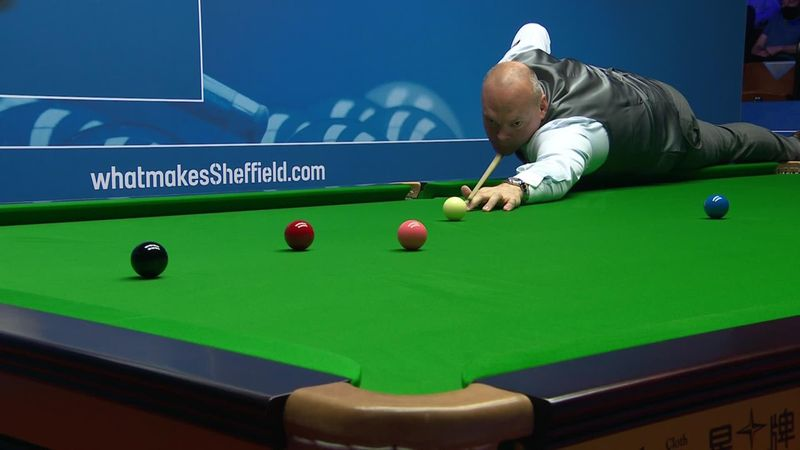 'Brilliant' Bingham racks up career century number 500