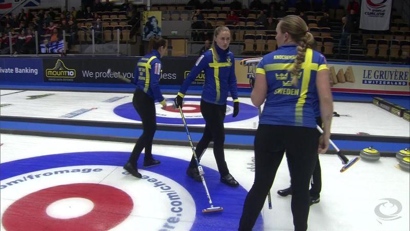Highlights - Sweden hammer Estonia