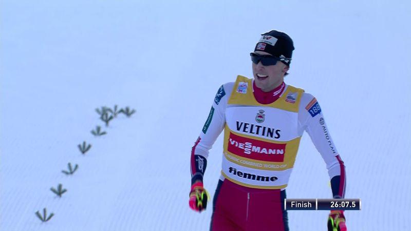 Noordse Combinatie | Jarl Magnus Riiber domineert zijn sport