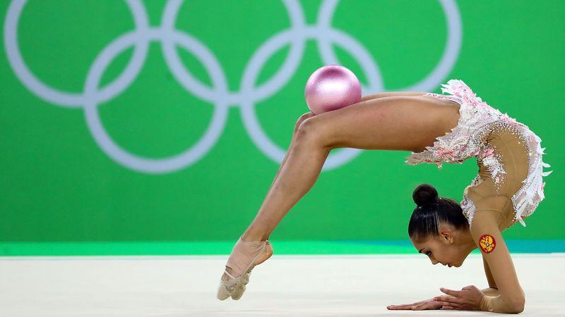 Olympic Best Moments: Margarita Mamun Rio 2016 All-Around final routine