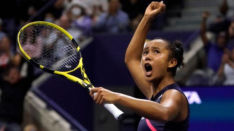 US Open | Fernandez vecht zich in drie sets voorbij Sabalenka naar finale