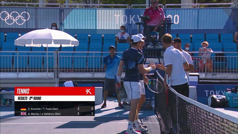 Tokyo 2020: Rezumatul zilei la tenis