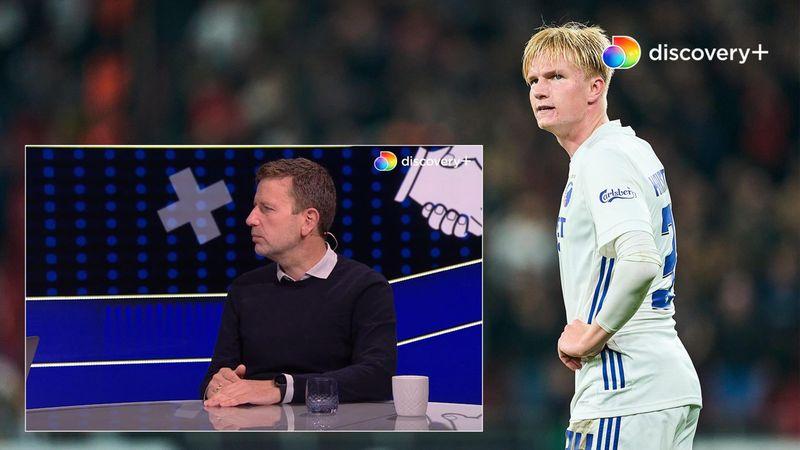 Kristiansen var ikke den oplagte SL-spiller: Vi vidste ikke, at han ville spille på det niveau
