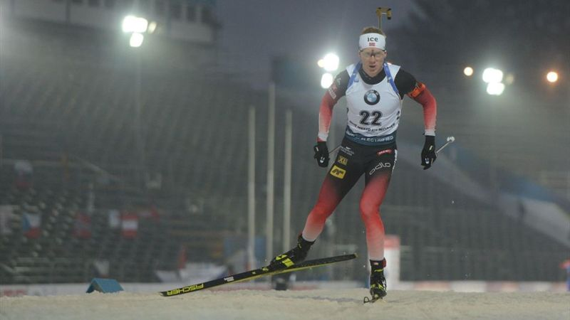 Watch - Nové Mesto na Morave: Men 10 km sprint race highlights