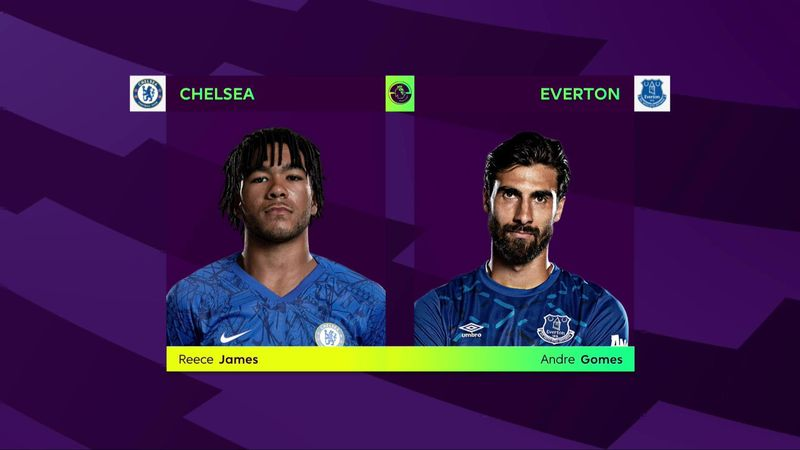 ePremier League: Chelsea vs Everton