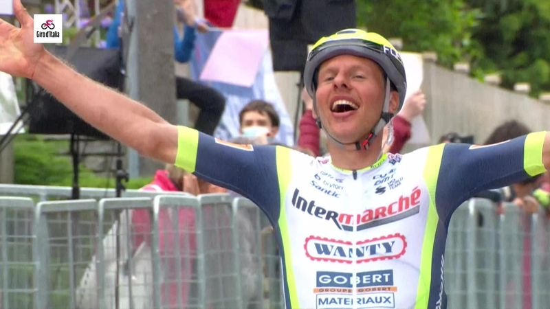Giro d'Italia | Üçüncü etap özeti