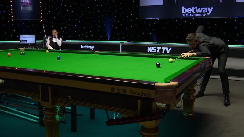Selby knocks in back-to-back tons against Hawkins