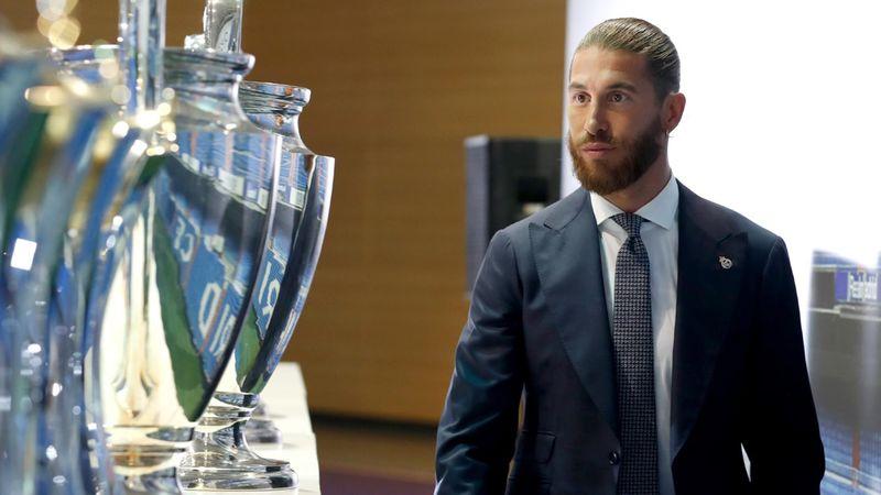 Große Emotionen: Ramos kämpft bei Abschiedsrede mit Tränen