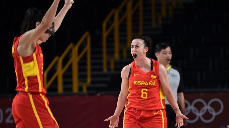 Tokyo 2020 - Highlights - Basket - Canada vs Spain - Tokyo 2020 - Olimpiyatların Önemli Anları