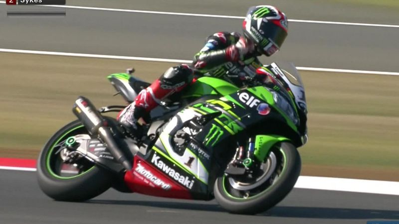 WATCH: The most successful rider ever! Rea clinches fourth World Superbikes title