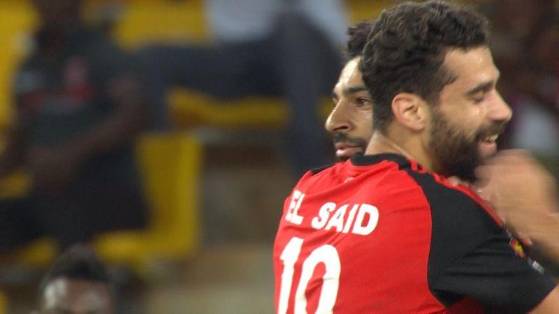 Copa África 2017, Egipto-Ghana: Un golazo de Salah clasifica como líderes a los faraones (1-0)