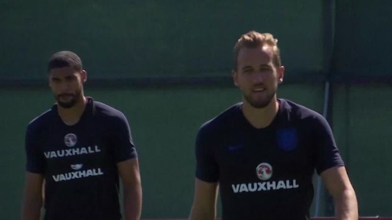 England bullish ahead of last-16 tie with Colombia