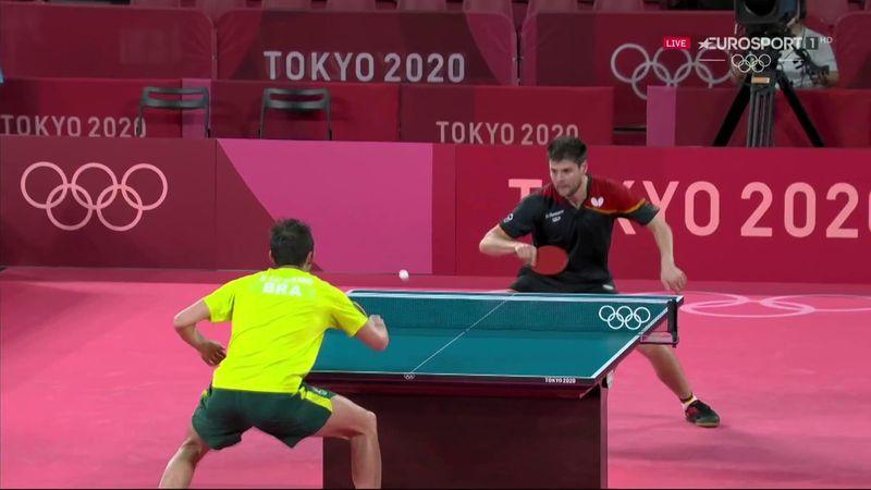 Sensationelle Aufholjagd: Ovtcharov wächst im Viertelfinale über sich hinaus