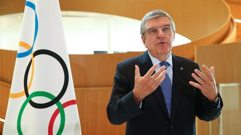 """Bach : """"Ces Jeux seront très spéciaux, ils démontreront la capacité du sport à se relever"""""""