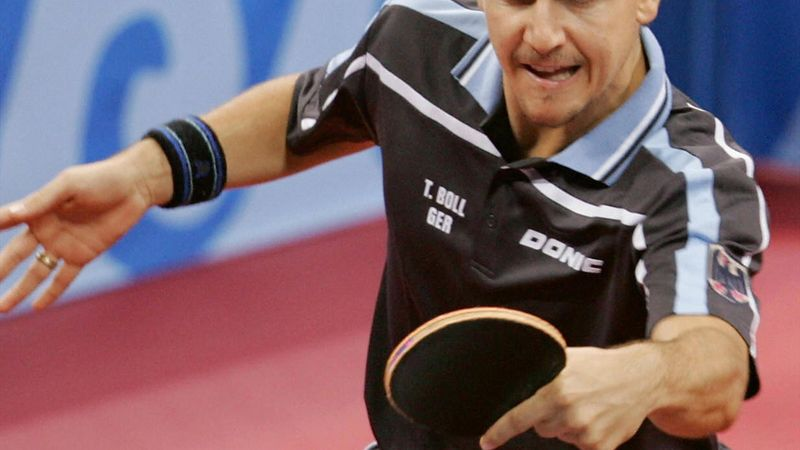 The craziest table tennis rallies at the Olympic Games