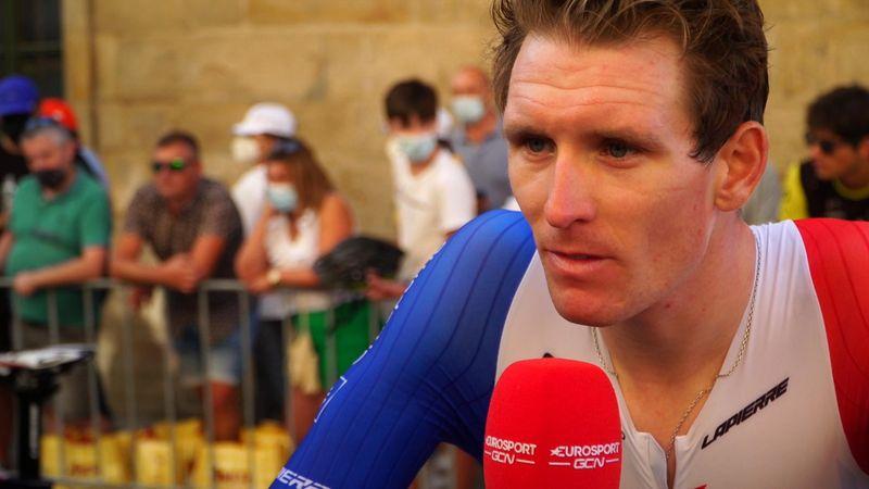 """Démare : """"On est forcément déçu de ne pas avoir gagné sur cette Vuelta"""""""