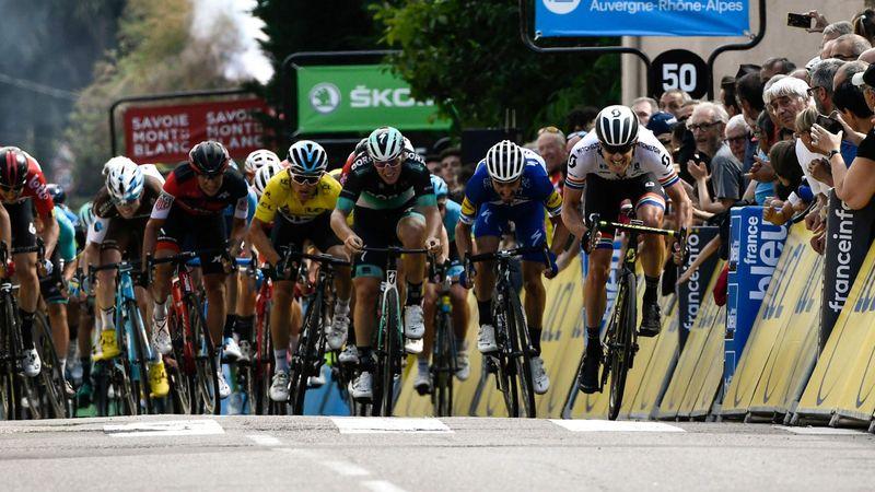 Critérium du Dauphiné: Se høydepunktene fra den første etappen