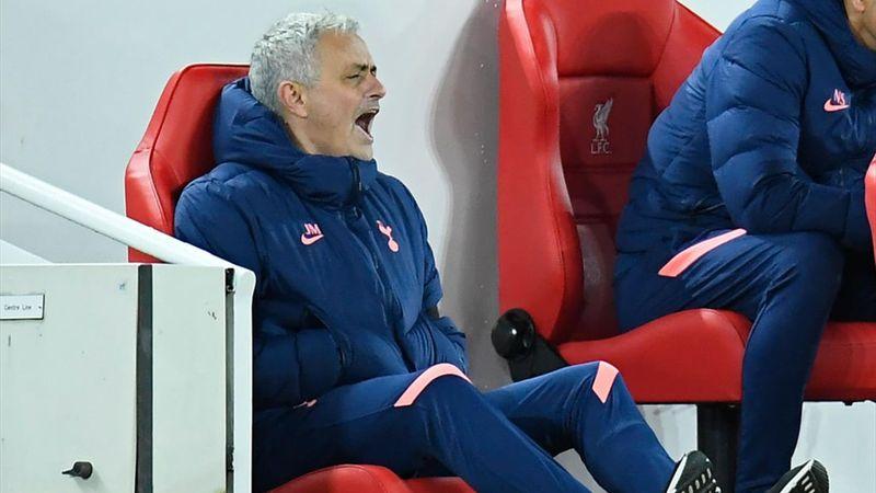 """Mourinho nach Liverpool-Niederlage: """"Wir wurden bestraft"""""""