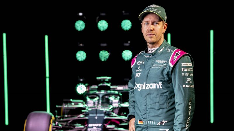 Vettel, 14 anni di soprannomi alle monoposto: da Gina a Bond Girls