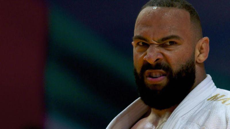 Abu Dhabi Grand Slam | Roy Meyer verslaat Iakiv Khammo met Ippon