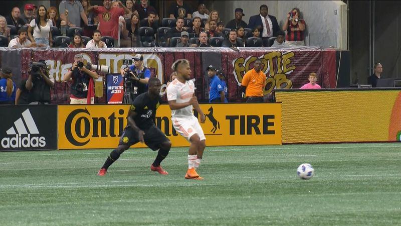MLS: Atlanta United - Colombus Crew (Özet)