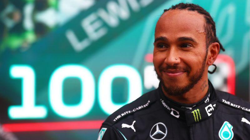 Unfassbare Marke: Hamilton erzielt seinen 100. F1-Rennsieg