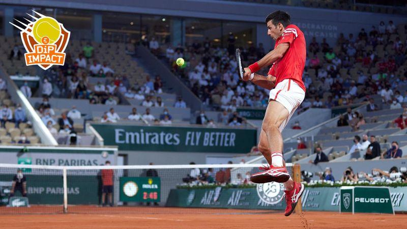 Même Nadal et Tsitsipas n'ont pas tenu : Comment Djokovic a tué physiquement la concurrence