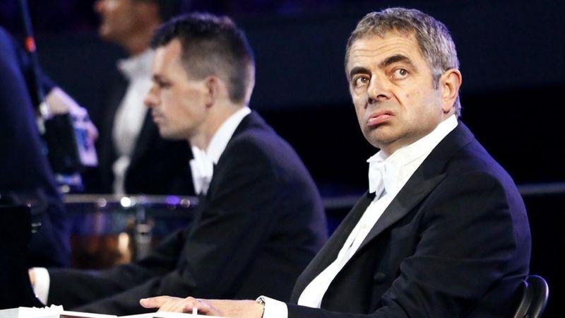 Mr. Beans großer Auftritt bei der Olympia-Eröffnung in London 2012