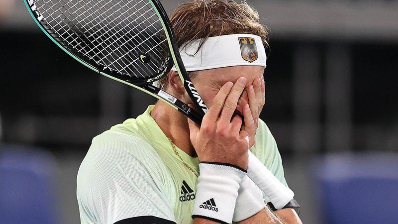 Snøt Djokovic for OL-finale og brast ut i gråt