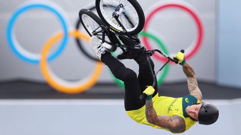 BMX - Tokyo 2020 - Olympic Highlights