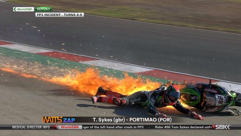 Watts : Quand les motards mettent le feu !