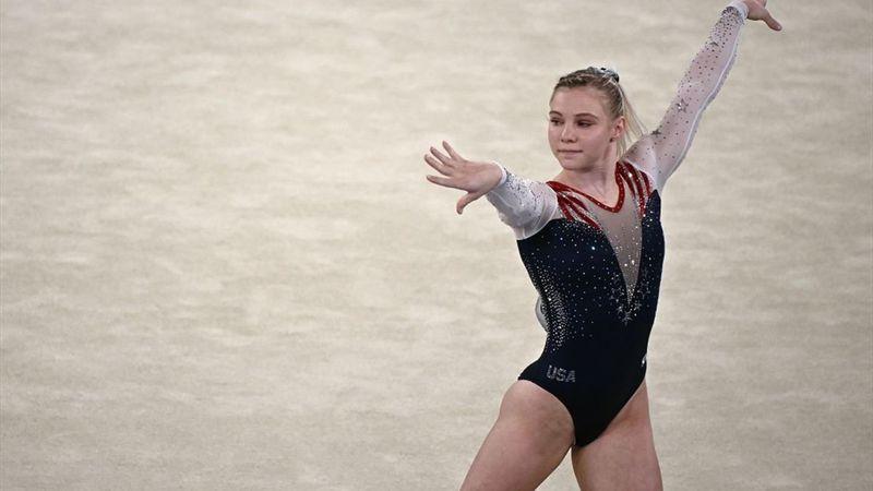 Revanşa fantastică a lui Jade Carey! Americanca e noua campioană olimpică la sol