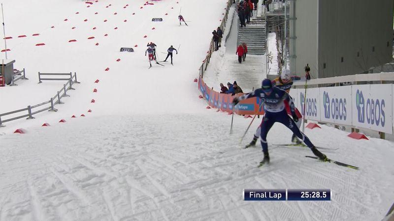 Riiber tok sin 11. verdenscupseier i Holmenkollen