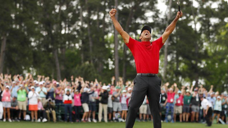Masters Augusta: Victoria lui Tiger Woods din 2019