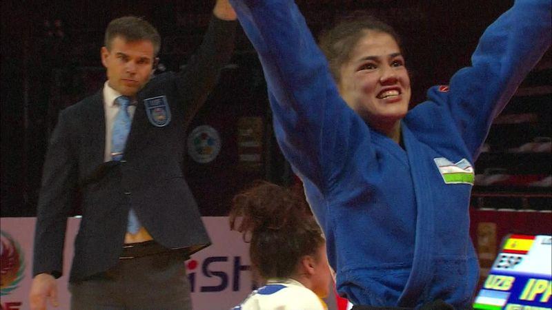 Grand Slam Antalya: La española Estrella López logra la plata