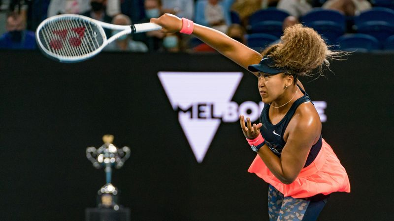 Top 10 shots from women's draw: Serena and Osaka shine