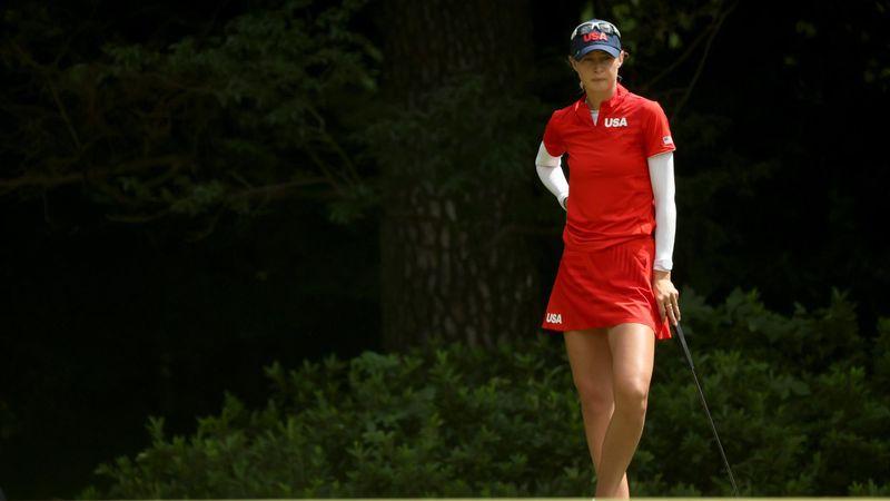 Golf-Olympiasiegerin Korda mit dem Fail des Tages
