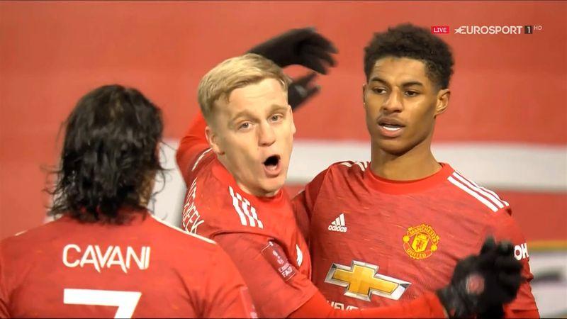 Man United – Liverpool 2-1 | Rashford profită de eroarea lui Williams și înscrie și el