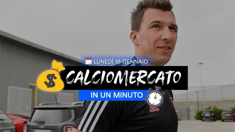 Mandzukic-Milan, è fatta; la Fiorentina sogna Pato