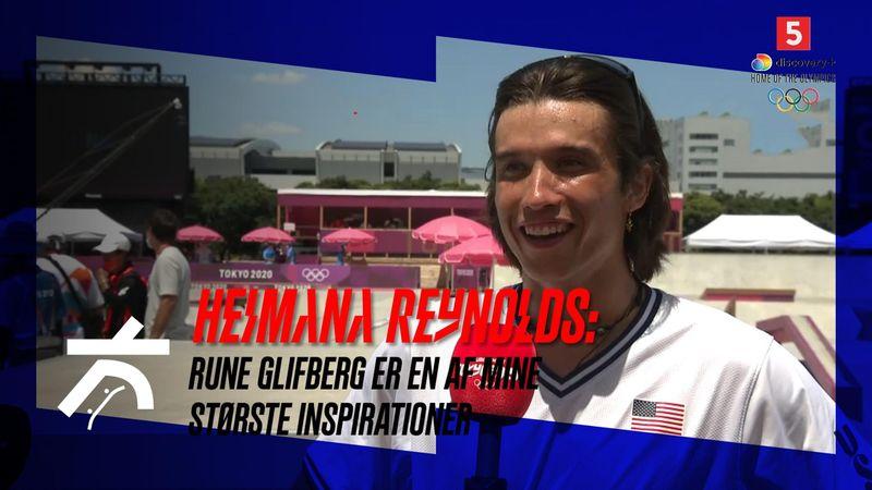 Amerikansk skater hylder Rune Glifberg: Han er en af mine største inspirationer