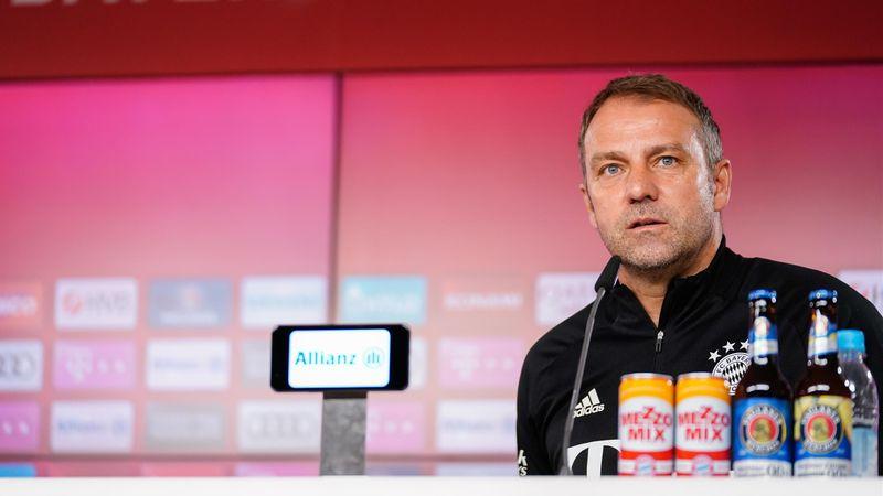 """Flick bleibt cool: """"In Mainz keine Punkte zu verschenken"""""""