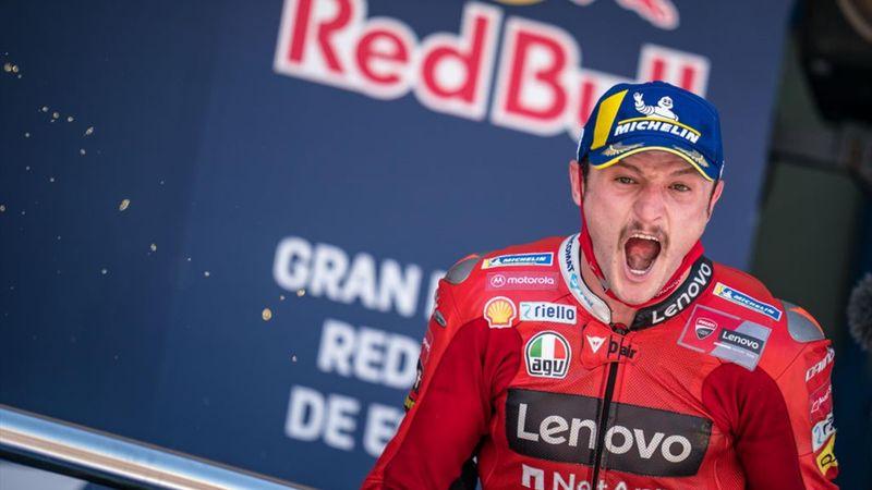 MotoGP Spanje | 1-2 voor Ducati met zege voor Jack Miller in Jerez