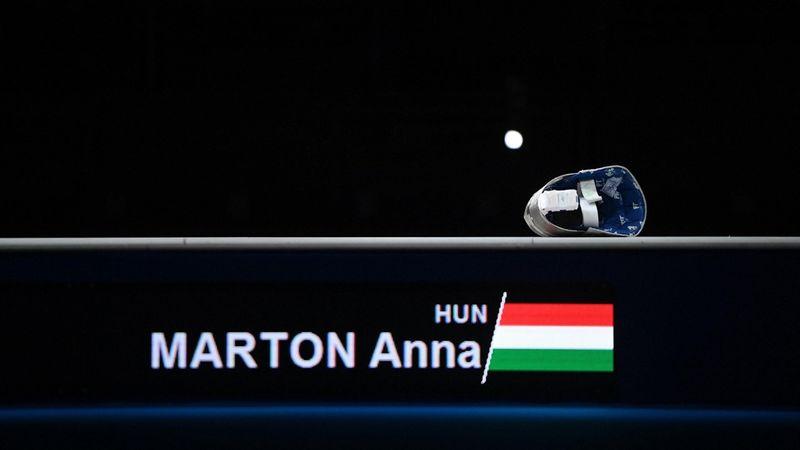 Negyedik helyen zárta az olimpiát a sérülten versenyző Márton Anna