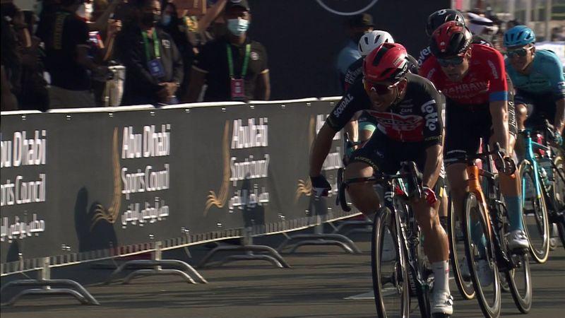 Highlights: Caleb Ewan takes final stage as Tadej Pogacar wins overall title