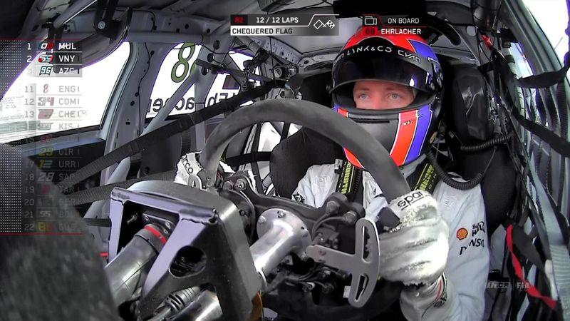 WTCR Aragon: Yvan Muller si aggiudica gara 2