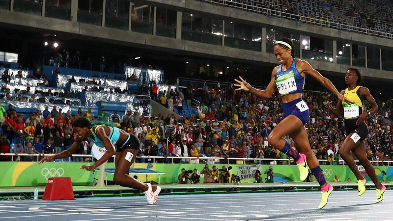 Dix finishes qui ont marqué l'histoire de l'athlétisme aux Jeux olympiques