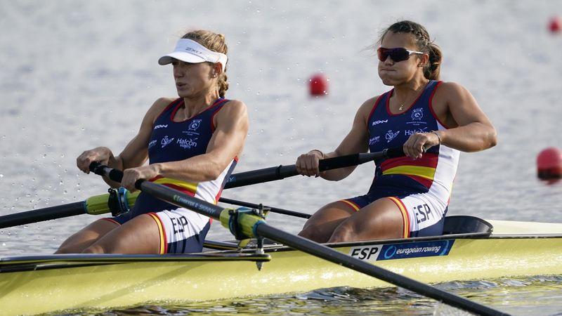 Remo | Cid y Díaz, sextas, sin opciones a medalla en el dos sin timonel femenino