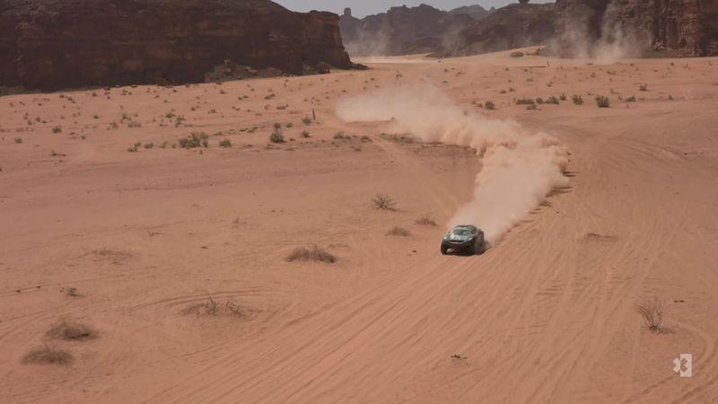 Extreme E, gli highlights della gara in Arabia Saudita