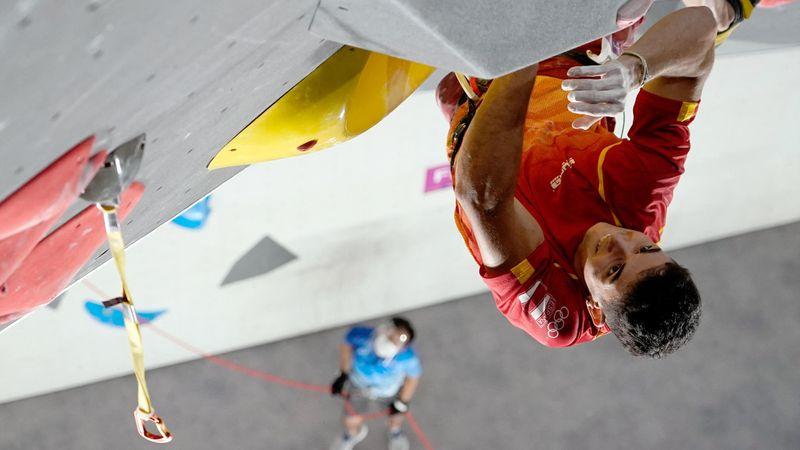 Spanyol mászóé a sportmászás első olimpiai bajnoki címe