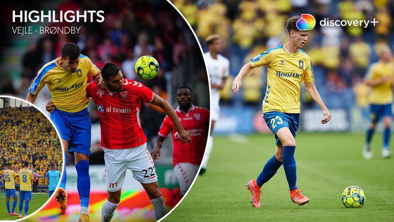 Highlights: Cappis saboterede vejlensisk sensation og sikrede mestrene point i højdramatisk SL-duel